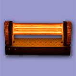 急速高温型透明電気炉