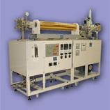 真空・ガス雰囲気透明電気炉装置