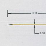 注射針型熱電対シリーズ